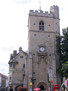 [An image showing Carfax Tower]